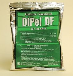 Insecticide Organic Dipel DF 16 Ounce Bag (vob) by David's Garden Seeds. $26.95. Dry flowable Bt (var. kurstaki. Specific to leaf-eating caterpillars. Dissolves better in water than wettable powders. Satisfaction guaranteed. Granulated - no dust or clumping when mixed. Dry flowable Bt (var. kurstaki). Dissolves better in water than wettable powders. Granulated - no dust or clumping when mixed. Specific to leaf-eating caterpillars, Dipel® is the natural choice for cont...