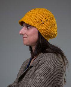 Ravelry: Muscari Newsboy Hat pattern by Elitza Chernaeva News Boy Hat, Your Favorite, Ravelry, Indie, Crafty, Crochet, Hats, Pattern, How To Make