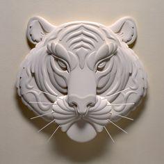 Interview With Relief Paper Sculpture Artist Jeff Nishinaka | strictlypaper