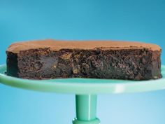 Get Plaster Chocolate Cake Recipe from Food Network