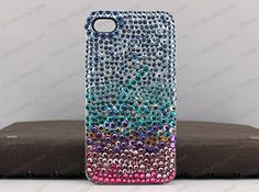 Ocean phone case Gradient iPhone 5 Case Bling Bling by dnnayding, $33.99