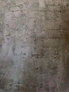 Oude muur met Kalkverf , ontwerp Dominiek Vanroose