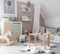 Kinderzimmerdeko In Pastellfarben