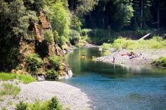 The Best Swimming Holes in Humboldt County.