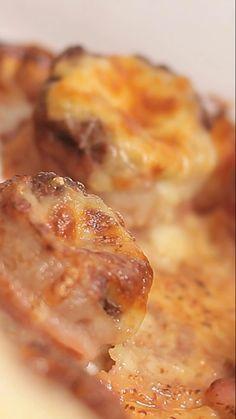Vulcão de carne com queijo e bacon, simplesmente inexplicável!