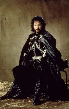 Robin Hood 1991 As wonderful as Snape was, I can never forget Alan Rickman as the Sheriff of Nottingham. He was so deliciously evil and had all the best lines.