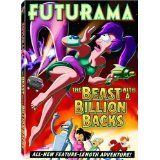 Futurama: The Beast with a Billion Backs (DVD)By Brittany Murphy