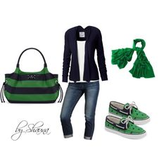 boating .. or just being super cute at the mall, created by shauna-rogers on Polyvore