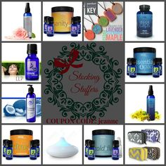 Spark Naturals has lots of ideas for Stocking Stuffers! Finish up your shopping at http://www.sparknaturals.com/?id=525 Save 10% with coupon code: jeanne AND enjoy FREE SHIPPING on orders over $55
