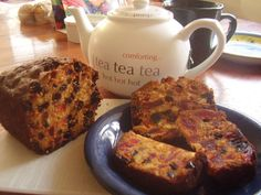 tea 'n' cake, just needs to be a different kind of cake!