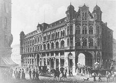 Die Kaiserpassage war eines der besonderen Gebäude an der Behrenstraße, daher heute nur Bilder dieses frühen Einkaufs- und Vergnügungstempels. Ähnliche Passagen gab es schon in Paris und Mailand und ist sicher davon inspiriert worden. Die Archtekten waren Walter Kyllmann und Adolf Heyden.