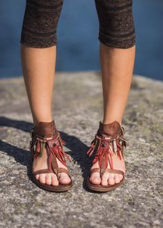 Nomads Hemp Wear AS98 Morocco Sandals