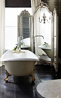 B&W bath