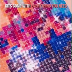 Stay home and paint! Paint By Diamond Paintings let you create beautiful mosaics without needing to be an artist. Pick your canvas up and you're basically ready to create. Making diamond paintings can Fun Crafts To Do, Diy Crafts Hacks, Crafts For Kids, Arts And Crafts, Birthday Board, Diy Birthday, Minecraft Banner Designs, How To Relieve Stress, Cute Gifts