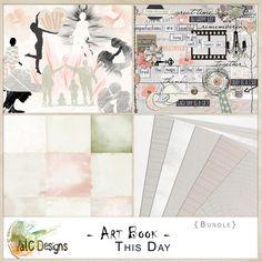 ValCDesigns::Digital scrapbooking designs