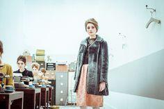 The Style Examiner: Orla Kiely Womenswear Autumn/Winter 2013