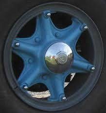 Dayton Wheels, Truck