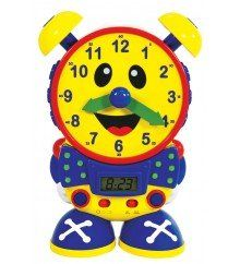 The Teaching Time Clock (Telly) -- Check out this great image @