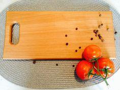 Large Wooden Handmade Cutting Board Chopping Board by DariyCraft
