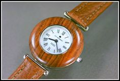 Valentine gifts for girls Wood watch Wood by HUMBERTcreations