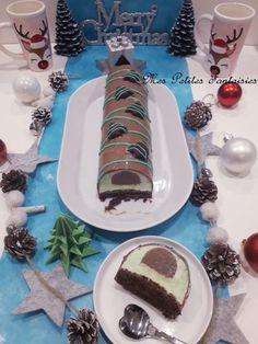 Mousse, Sugar, Cookies, Desserts, Food, Mint, Chocolates, Recipes, Tailgate Desserts