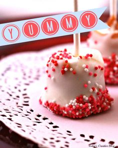Valentines Day Dipped Marshmallows - Today's Creative  Blog