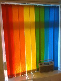 Rainbow Blind!