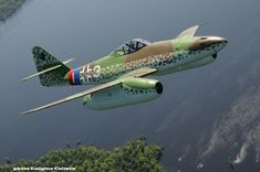 Military Aviation Museum's (MAM)Messerschmitt  ME-262 airborne (Friday) (Image Credit: Luigino Caliaro / Aerophoto)