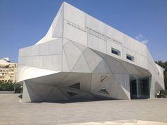 Tel Aviv Museum of Art (מוזיאון תל אביב לאמנות) in תל אביב-יפו, תל אביב