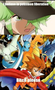 Lance Pokemon Manga, Pokemon Comics, Pokemon Funny, My Pokemon, Pokemon Games, Pokemon Stuff, Pokemon Heart Gold, Pokemon Champions