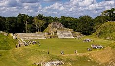 Altun Ha (Rockston Pond), Belize - Visited the Mayan ruins in Rockstone Pond 16 years ago (Summer of Oh The Places You'll Go, Places To Travel, Places Ive Been, Places To Visit, Maya Architecture, All I Ever Wanted, Mayan Ruins, Central America, South America