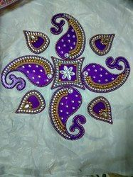 Diwali Decorations, Festival Decorations, Flower Decorations, Diwali Craft, Diwali Rangoli, Clay Crafts, Crafts To Make, Arts And Crafts, Acrylic Rangoli