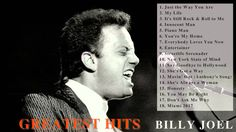 Billy Joel Best Hits Songs of All Time Best Song 2016 Top song Source by ironflag The Way You Are, Love You, My Love, Steve Miller Band, Innocent Man, Piano Man, Bing Video, Billy Joel, Song List