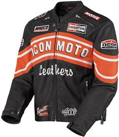 What Are Motorcycle Jacket Types?: Retro