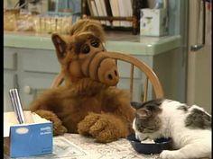 Flashback: reveja a chegada de #Alf à casa dos Tanner