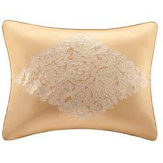 Gobi Palace Cotton Silk Duvet Sham