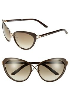 425a1026330 Tom Ford  Daria  59mm Sunglasses available at  Nordstrom Tom Ford Eyewear