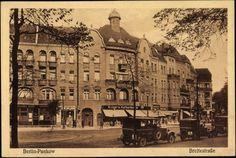 Ansichtskarte / Postkarte Berlin Pankow, Kaiser's Kaffee Geschäft in der Breitestraße, Dresdner Bank