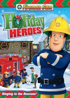 DVD- Fireman Sam: Holiday Heroes