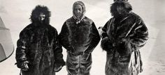 Race to the End of the Earth: Amundsen's Polar Expedition at Royal BC Museum