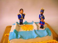 Argentina cake