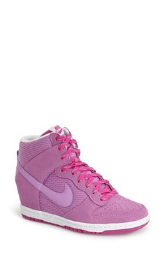 new style 06133 b484c Nike Dunk Sky Hi - Essential Wedge Sneaker (Women) available at