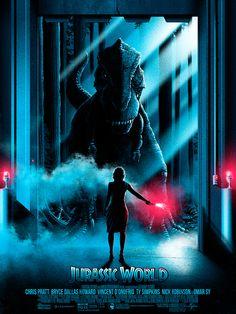 Jurassic World - Patrick Connan