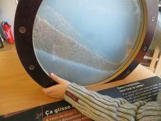 """L'Espace Pierre-Gilles de Gennes, au sein de l'école ESPCI ParisTech, propose, jusqu'au 15 mars 2015, l'exposition """"Grains de bâtisseurs"""", mettant ainsi la terre et le sable à l'honneur."""