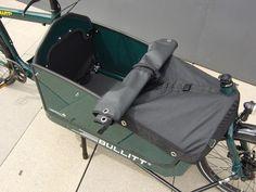 . Bullitt Cargo Bike, Dog Bike Trailer, Tricycle, Tool Box, Snowboard, Biking, Baby Strollers, Cycling, Bags