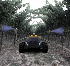 VineGuard : Futuristic Concept Robot for Agriculture