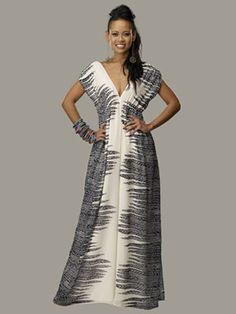 TOBAGO Where Anya Ayoung Chee's winning project runway fashion line 'Tobago, love' was inspired