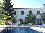 Large villa / farmhouse with private pool, Almeria, Spain.  £500. 3 miles village.
