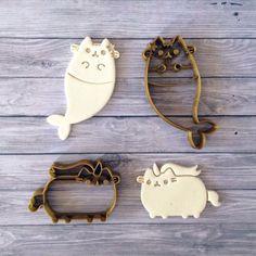 ❤ Blippo.com Kawaii Shop ❤ — pusheenw:   Pusheen cookie cuter: can make cute...