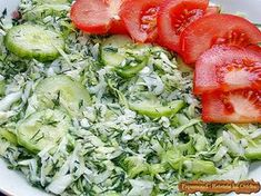 Salata de Varza cu Castraveti si Marar (4) Shrimp, Meat, Food, Meal, Eten, Meals